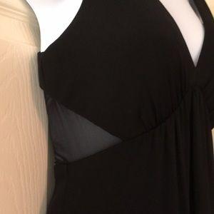 Laundry floor length gown